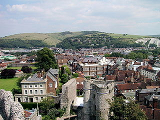 Lewes Historic town in East Sussex, England