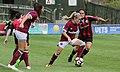 Lewes FC Women 0 West Ham Utd Women 5 pre season 12 08 2018-370 (43300071744).jpg