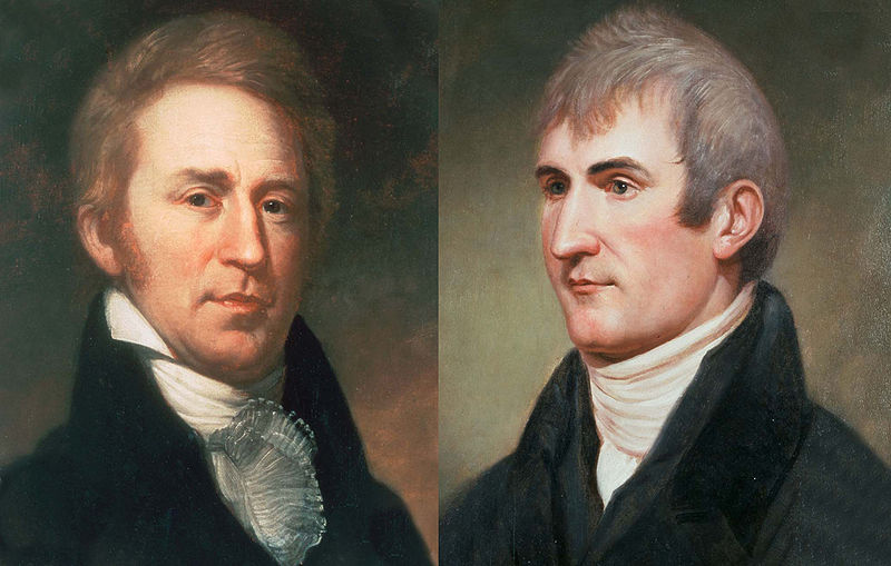 File:Lewis and Clark, side by side.jpg