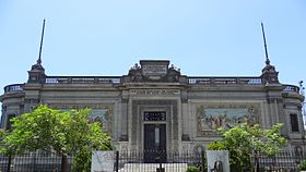 Lima Peru city - Museum of Italian Art.jpg