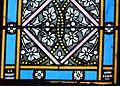 Limeyrat église vitrail signature.JPG