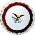 Lincoln White House china.jpg