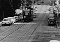 Linjan 9 raitiovaunu Snellmaninkatu 17 kohdalla - - hkm.HKMS000005-km0020f5.jpg