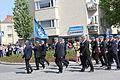 Lippujuhlan päivän paraati 2014 038 Rauhanturvaajaliitto.JPG