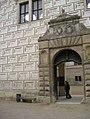 Litomyšl - Zámek - Castle - View NW - Renaissance.jpg