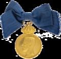 Litteris et Artibus- medalj med Gustav V avers.png