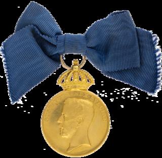Litteris et Artibus medal
