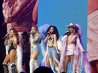 Little Mix British four-piece girl group