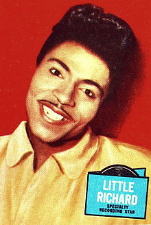 Little Richard 1957.
