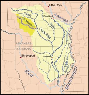 Little Missouri River Arkansas Wikipedia