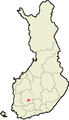 Location of Kangasala in Finland 2.png