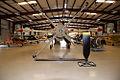 Lockheed XFV-1 Salmon BuNo 138657 Rear lowlight FLAirMuse 29Aug09 (14599005712).jpg