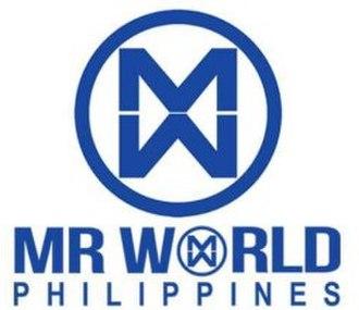 Miss World Philippines - Image: Logo of Mister World Philippines