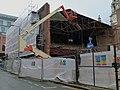 London-Woolwich, Polytechnic Street, demolition Grand Theatre 09.jpg