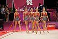 London 2012 Rhythmic Gymnastics - Bulgaria.jpg