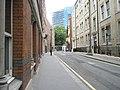 Looking eastwards along Bream Buildings - geograph.org.uk - 885642.jpg
