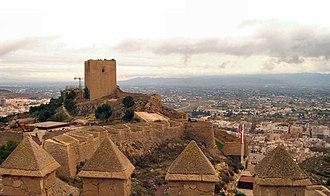 Lorca, Spain - Lorca Castle