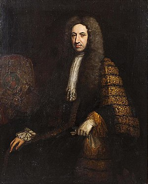Peter King, 1st Baron King - Lord King, Lord Chancellor