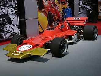 1970 Formula One season - Lotus Ford won the International Cup for Formula 1 Manufacturers