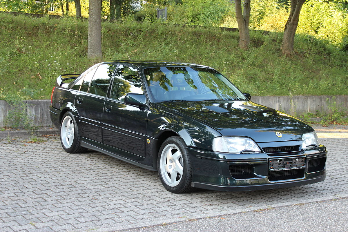 Lotus Carlton - Wikipedia on