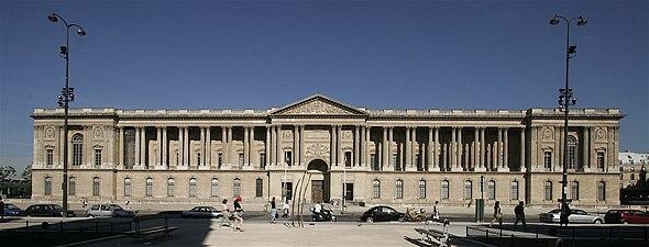 Louvre-facade-est