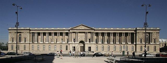 Columnata del Louvre