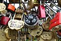 Love locks @ Pont Neuf @ Paris (30921313936).jpg