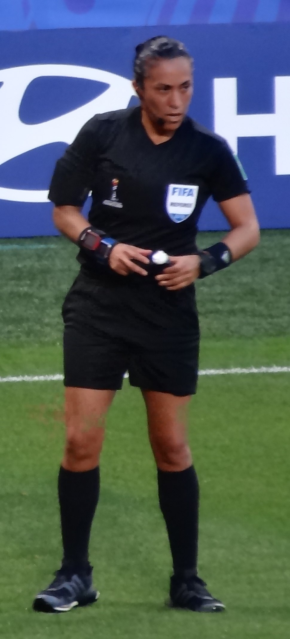 Lucila Venegas (Women's World Cup 2019)
