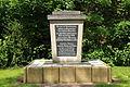 Luebben Majoransheide Juedischer Friedhof Denkmal 01.JPG