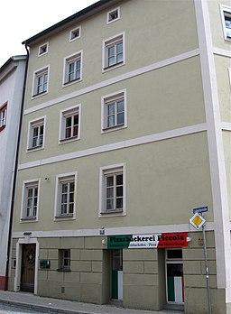 Luitpoldstraße in Ingolstadt