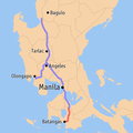 Luzon expressways map star.png