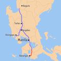 Luzon expressways map star.png