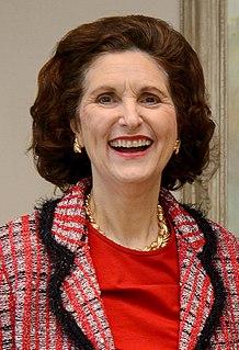 Lynda Bird Johnson Robb American politician