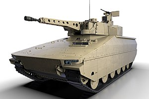 Lynx (Rheinmetall armoured fighting vehicle) - Image: Lynx Recce