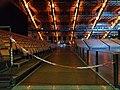 Lyon 7e - Halle Tony Garnier, intérieur, gradins.jpg