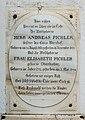Mölbling Meiselding 1 Pfarrkirche hl. Andreas Grabstein Fam. Pichler 29082018 4421.jpg