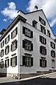 Mühlebach - Haus zum Sonnenhof Schweizerisches Sozialarchiv & Theater Stadelhofen - Stadelhoferstrasse 2011-08-09 15-22-42 ShiftN2.jpg