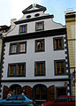 Měšťanský dům U Brykců (Malá Strana), Praha 1, U lužického semináře 12, Malá Strana.jpg