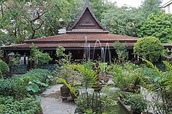 Bangkok/silom ? Reiseführer Auf Wikivoyage Alt Europaischer Stil Garten Design