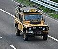 M42 Motorway - Camel Trophy Landrover - geograph.org.uk - 1364735.jpg