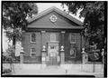 MAIN ELEVATION - St. Paul's Protestant Episcopal Church, 225 South Third Street, Philadelphia, Philadelphia County, PA HABS PA,51-PHILA,98-1.tif