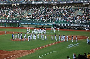 2010 Los Angeles Dodgers season - The Dodgers in Taiwan