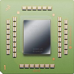 PowerPC e600 - Image: MPC8641D