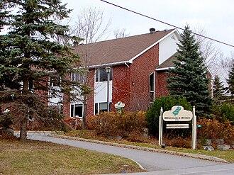 Les Collines-de-l'Outaouais Regional County Municipality - RCM Office in Chelsea