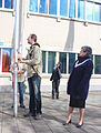 M Salet koningsdag 2015 met de vlag.jpg