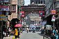 Madan Chatterjee Lane and Chittaranjan Avenue Junction - Kolkata 2015-08-04 1782.JPG