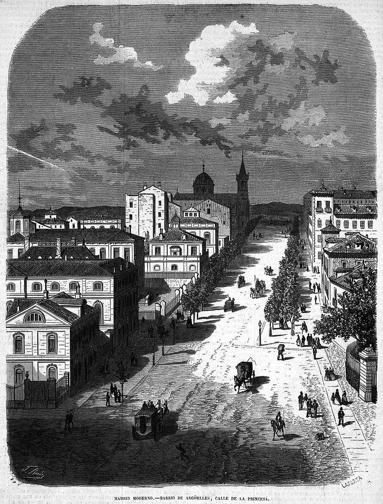 Archivo madrid moderno barrio de arg elles calle de la for Madrid moderno