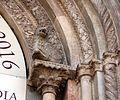 Maestro dei profeti, leone, dall'antica facciata del duomo di cremona, 1007-1017 ca.jpg