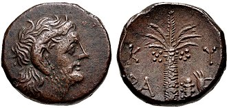 Magas of Cyrene - Image: Magas as king of Kyrene, circa 282 or 275 to 261 BC