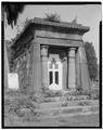 Magnolia Cemetery, Van der Horst Mausoleum, 70 Cunnington Avenue, Charleston, Charleston County, SC HABS SC,10-CHAR,449A-1.tif